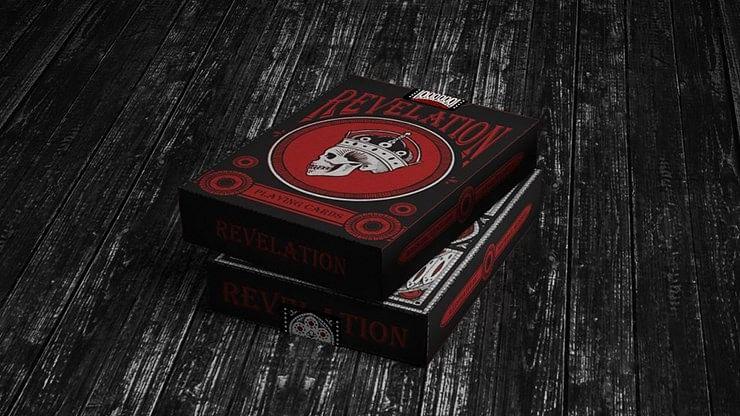 Revelation Playing Cards - magic