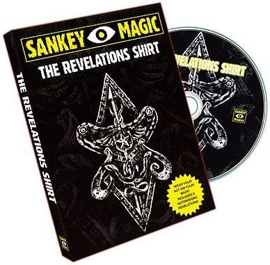 Revelations Shirt - Medium - magic
