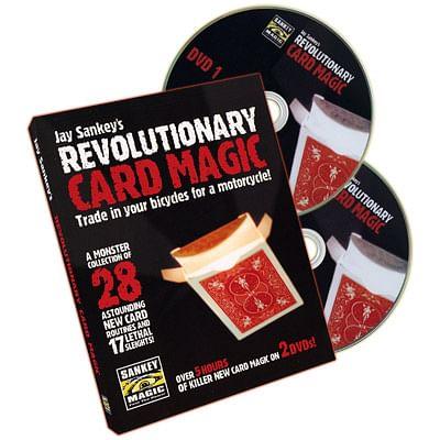 Revolutionary Card Magic - magic