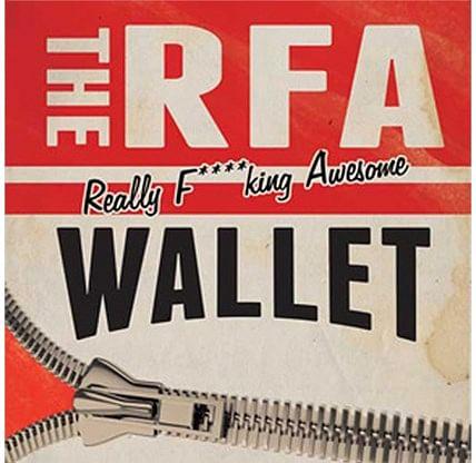 RFA Wallet - magic
