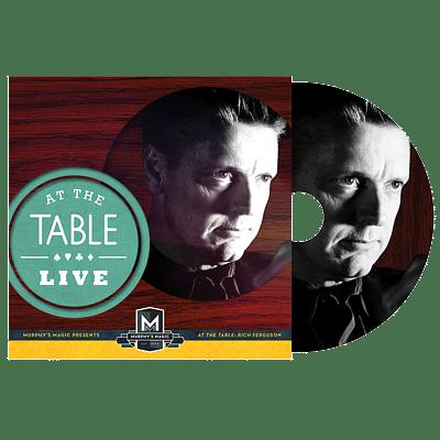 Rich Ferguson Live Lecture DVD - magic