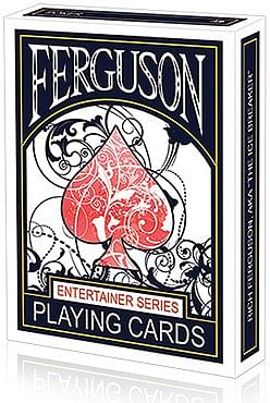 Rich Ferguson The Ice Breaker Playing Cards - magic