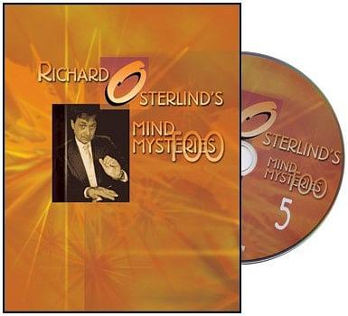 Richard Osterlind Mind Mysteries Too - Volume 5 - magic