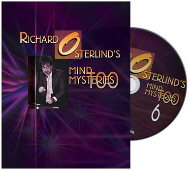 Richard Osterlind Mind Mysteries Too - Volume 6 - magic