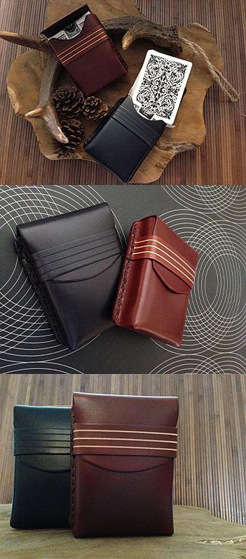 Richardson Leather Card Case - magic