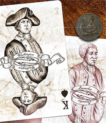 Rise of a Nation Playing Cards (Collectors Edition)