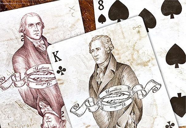 Rise of a Nation Collector's Edition Playing Cards