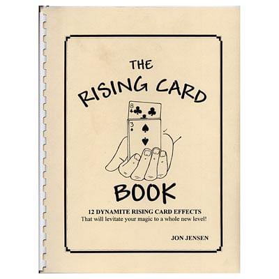 Rising Card book Jon Jensen - magic