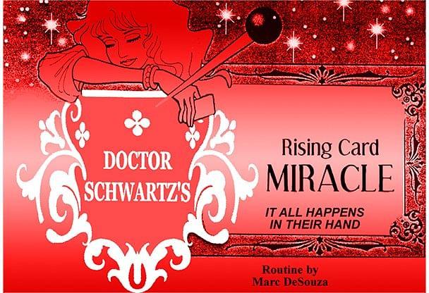 Rising Card Miracle - magic