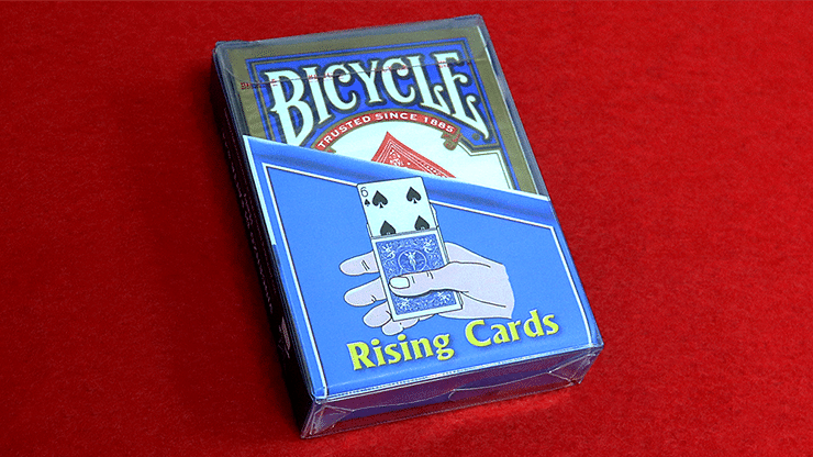 Rising Cards - magic