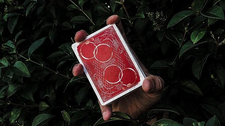 Ristretto Tricky Roast Standard Edition Playing Cards - magic