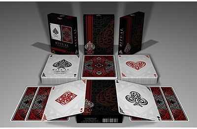 Ritual Playing Cards - magic