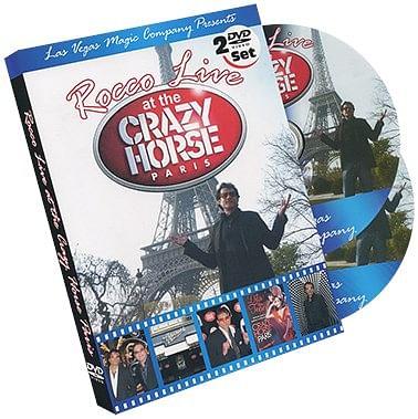 Rocco LIVE! at the Crazy Horse - magic