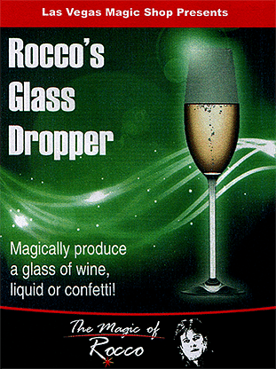 Rocco's Glass Dropper - magic