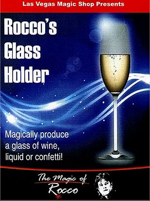 Rocco's Glass Holder - magic