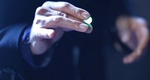 Rocco's Prisma Lites Pair (Green)
