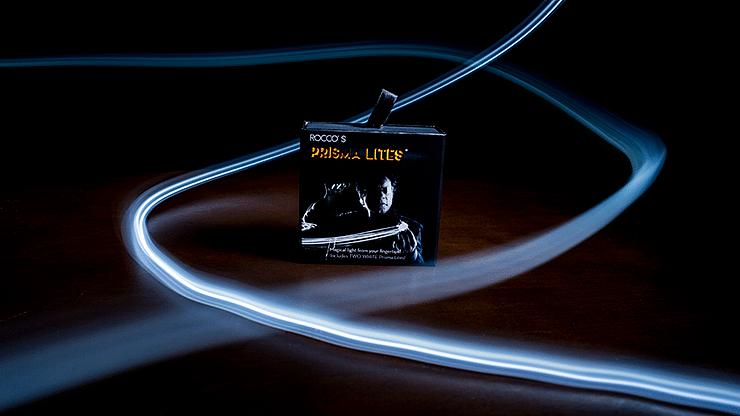 Rocco's Prisma Lites Single (White) - magic