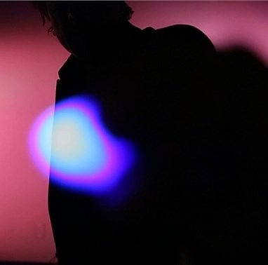 Rocco's SUPER BRIGHT Prisma Lites Pair JUNIOR (Blue)