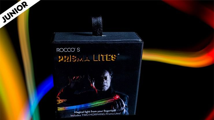 Rocco's SUPER BRIGHT Prisma Lites Pair JUNIOR (Morphing)