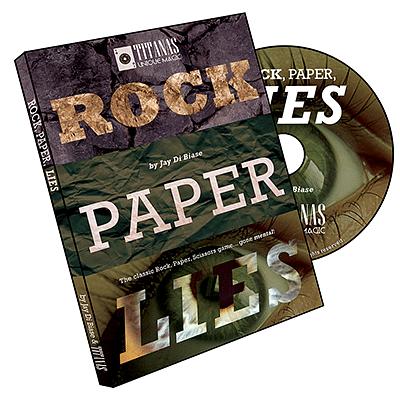 Rock, Paper,Lies - magic