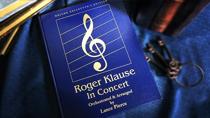 Roger Klause In Concert Deluxe - magic