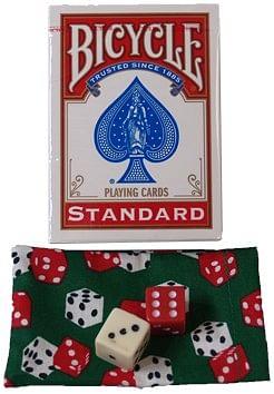 Roll the Dice Card Prediction - magic