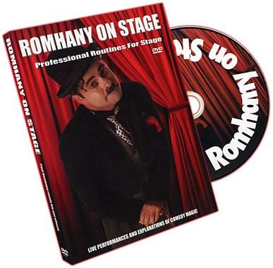 Romhany On Stage - magic