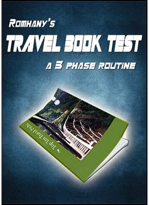 Romhany's Travel Book Test - magic