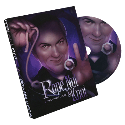 Rope, Nut & Knot - magic