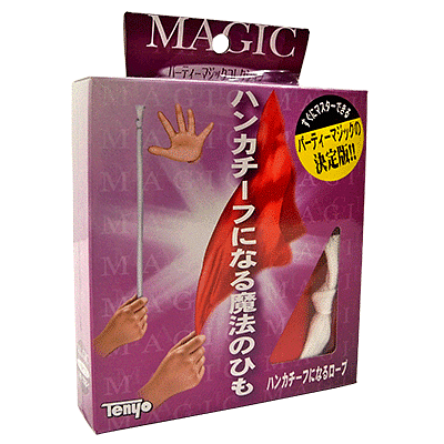 Rope To Silk (Tenyo) - magic