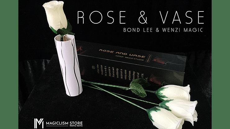 Rose & Vase - magic