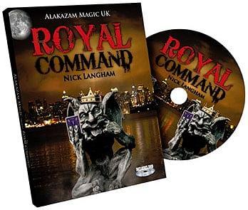 Royal Command - magic