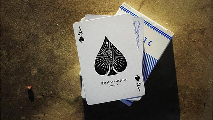Royal Los Angeles Playing Cards