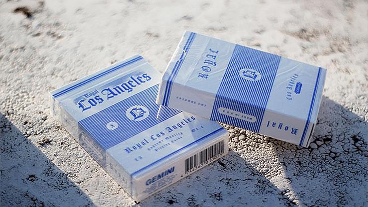 Royal Los Angeles Playing Cards - magic