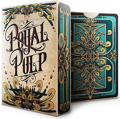Royal Pulp Deck (Green) - magic