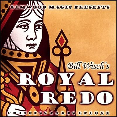 Royal Redo  - Bill Wisch - magic