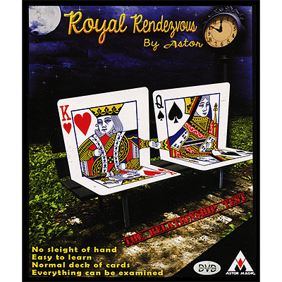 Royal Rendezvous - magic