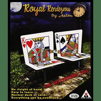 Royal Rendezvous - magic