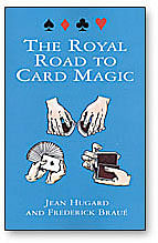 Royal Road to Card Magic - magic