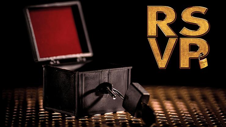 RSVP Box - magic