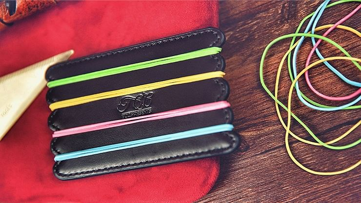 Rubber Band Leather Board
