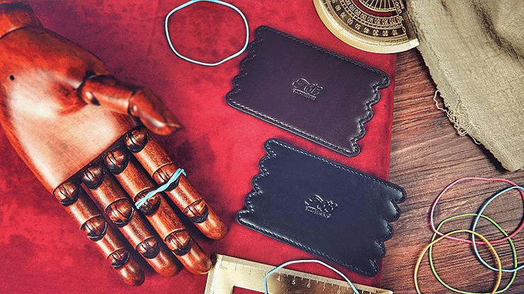 Rubber Band Leather Board - magic