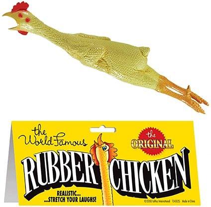Rubber Chicken - magic