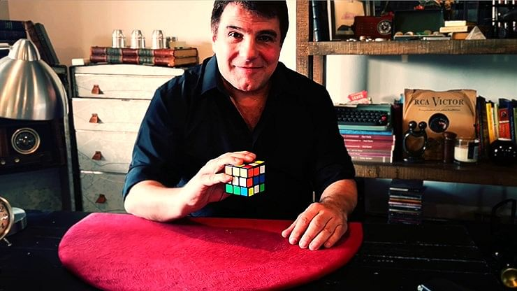 Rubik Gone - magic