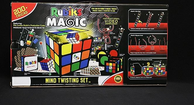 Rubik Mind Twisting Magic Set