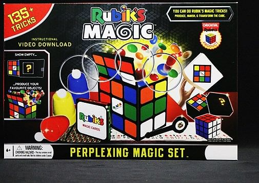 Rubik Perplexing Magic Set - magic