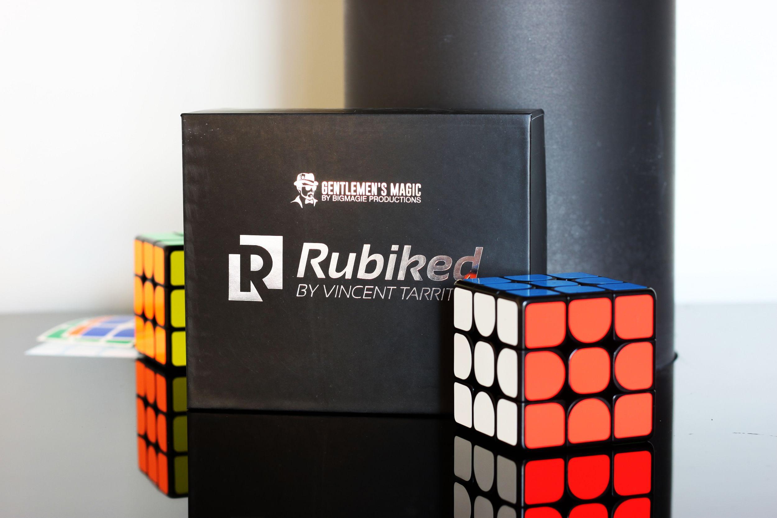 Rubiked - magic
