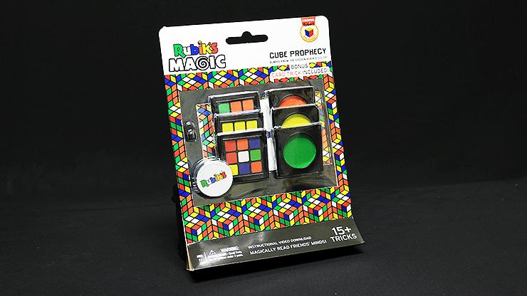Rubik's Cube Prophecy Magic - magic
