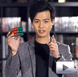 Rubik's Dream - magic