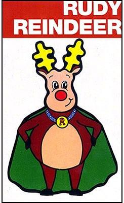 Rudy Reindeer - magic